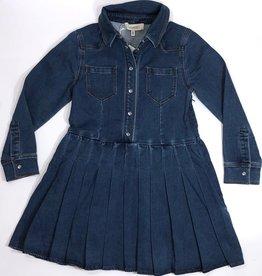 Twinset jurk  jeans