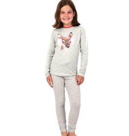 Zoïzo pyjama grijs