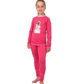 Zoïzo pyjama fuchsia