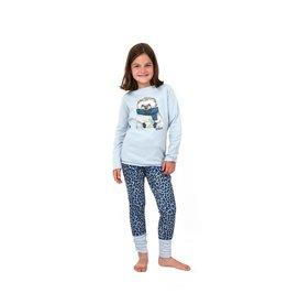 Zoïzo pyjama blue panther
