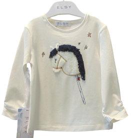 Elsy t shirt horse