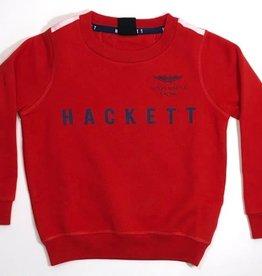 Hackett  sweater rood aston martin