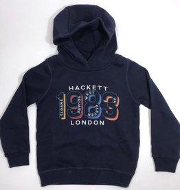 Hackett  sweater donker blauw kap 1983