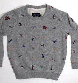 Hackett  sweater grijs