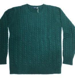Il Gufo trui kabel donker groen
