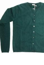 Il Gufo gilet donker groen
