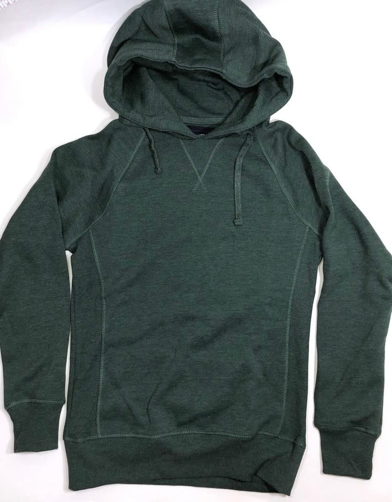 Schooluniform sweater kap groen