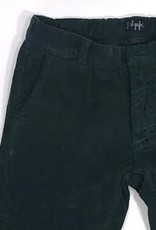 Il Gufo broek rib donker groen