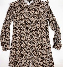 Guess jurk drukknoop