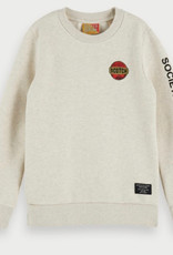 Scotch&Soda  sweater ronde hals