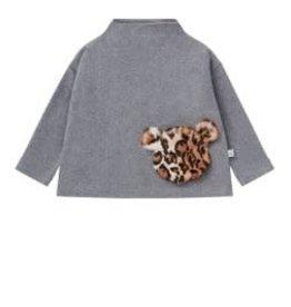 Il Gufo trui grijs leopard