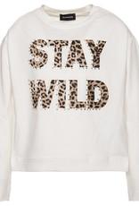 Monnalisa t shirt stay wild