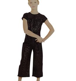 Elsy jumpsuit zwart