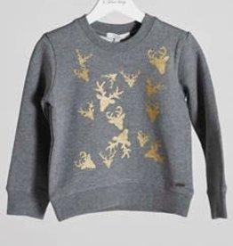 Blue Bay sweater noora grijs