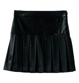 Liu Jo rok zwart leer