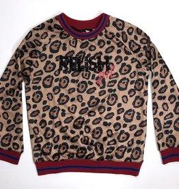 Relish top tijger leopard