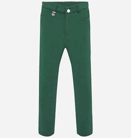 Mayoral broek donker groen