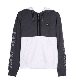 Le temps des cerises sweater grijs 1