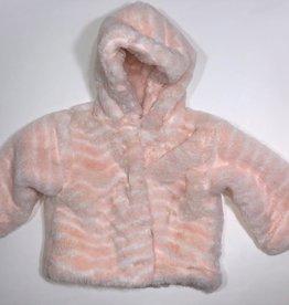 Blue Bay jasje roze rainbeau 74/9mnd