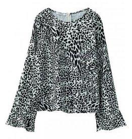 Liu Jo blouse zwart wit