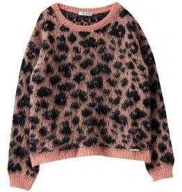 Liu Jo trui roze zwart
