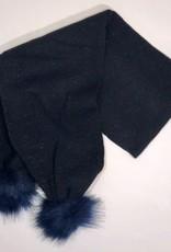 Liu Jo sjaal blauw