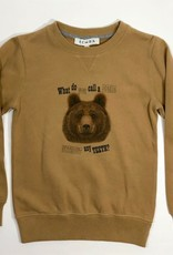 Scapa sweater camel