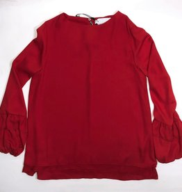 T LOVE blouse rood
