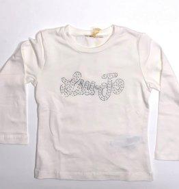 Liu Jo t shirt logo glitter