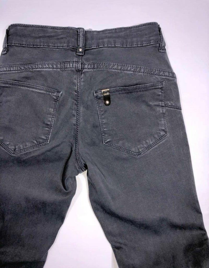 Liu Jo broek jeans grijs