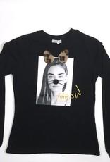 Jeycat trui zwart meisje