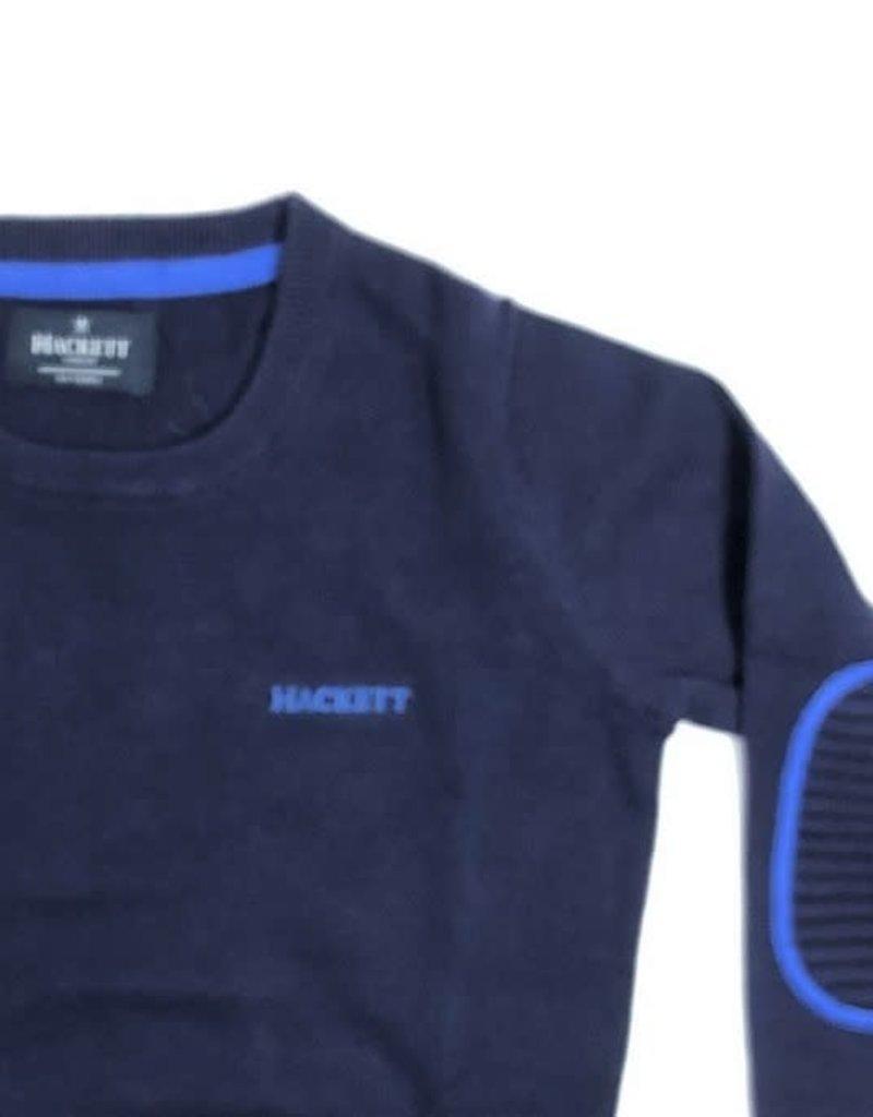 Hacket trui donker blauw