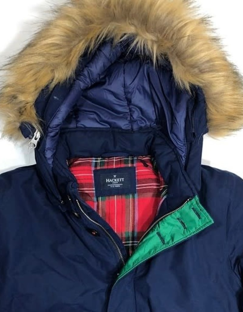 Hackett  jas donker blauw