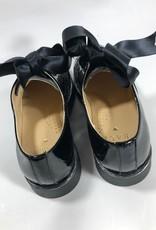 Baci schoen zwart lak luipaard 49H14 nr3484