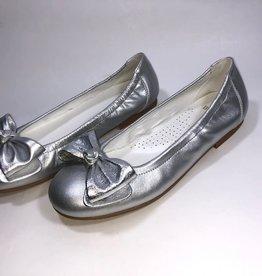 BACI  schoen strik zilver