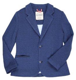 Gymp blazer blauw jersey Kaspar