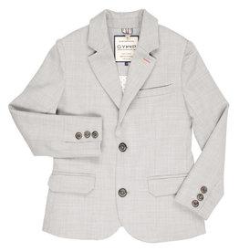 Gymp blazer licht grijs kostuum Barclay
