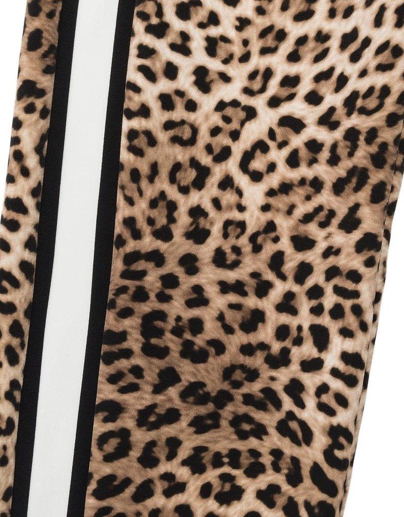 Monnalisa broek leopard cady