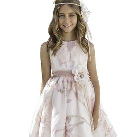 Mimilu jurk bloemen