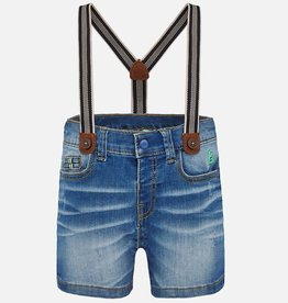 Mayoral Short jeans bretel