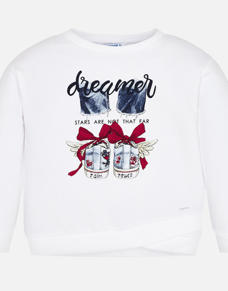 Mayoral sweater wit dreamer