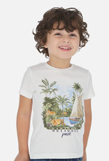 Mayoral T-shirt bomen boot