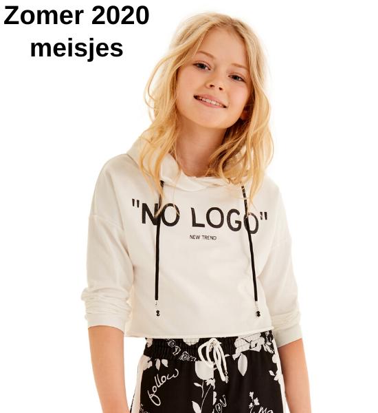 Meisjes zomer kleding