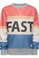 Ao76 sweater kleurrijk fast