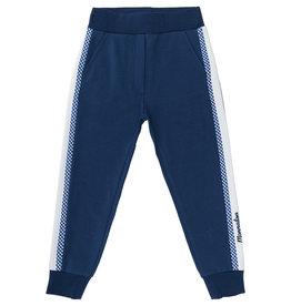 Monnalisa Broek jogging blauw