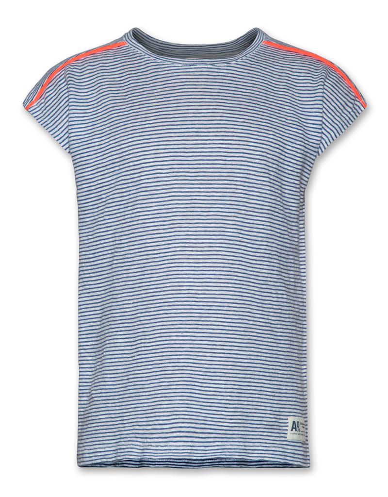 Ao76 t shirt streep