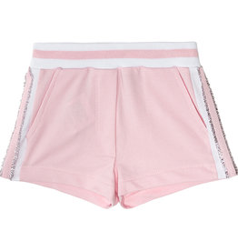 Monnalisa Short rose sweat