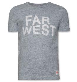 Ao76 t shirt far west
