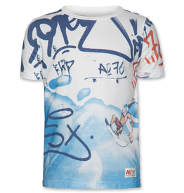 Ao76 t shirt graffiti