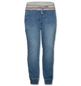 Ao76 broek jeans licht blauw